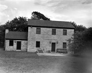 Primary view of object titled '[Stagecoach Inn]'.
