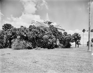 Primary view of object titled '[Rabb Plantation, (Southeast oblique)]'.