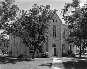 Primary view of object titled '[Edwards County Courthouse]'.