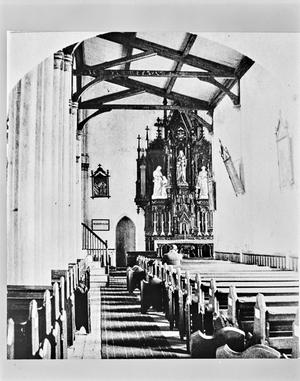 Primary view of object titled '[Saint Mary's Church]'.