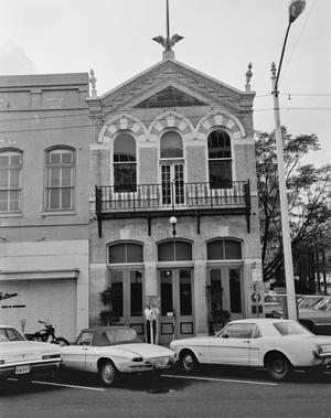 Primary view of [The Old Bakery, (East elevation)]