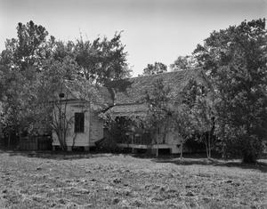 Primary view of object titled '[Historic Property, Photograph THC_17-0492]'.