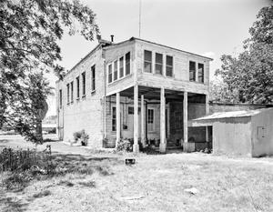 Primary view of object titled '[Patton Building]'.