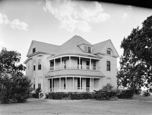 Primary view of object titled '[Farm House]'.