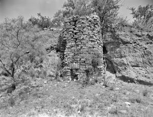 Primary view of object titled '[Kensing-Brusenhan Complex Doss, (Lime kiln detail)]'.