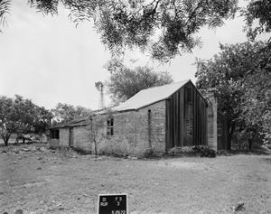 Primary view of object titled '[Hanson House]'.