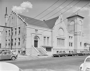 Primary view of object titled '[Magoffin Avenue Baptist Church]'.