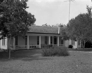 Primary view of object titled '[Duff Home, (Southeast oblique)]'.