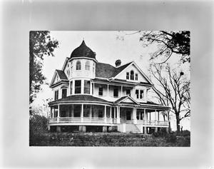 Primary view of object titled '[Middleton Ranch House]'.
