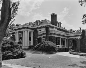 [Landergin House, (Northeast oblique)]