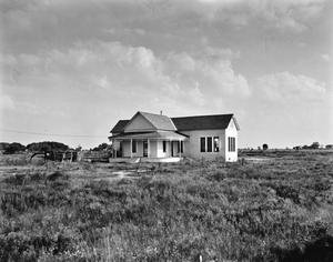 Primary view of object titled '[Smith House, (Northwest oblique)]'.