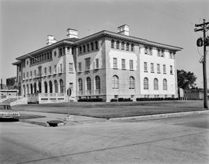 Primary view of object titled '[U.S. Custom House]'.