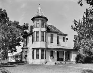 Primary view of object titled '[Clark House]'.