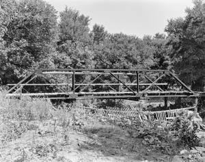 Primary view of object titled '[Long Branch Creek Bridge]'.