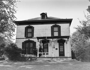 Primary view of object titled '[T.V. Munson House]'.