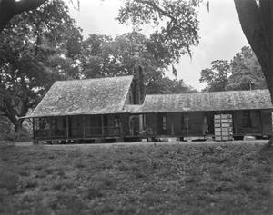 Primary view of object titled '[Grathger House, (Front (South) elevation)]'.