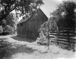 Primary view of object titled '[Barn]'.