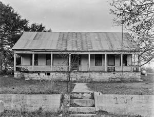 Primary view of object titled '[Historic Property, Photograph THC_12-0446]'.