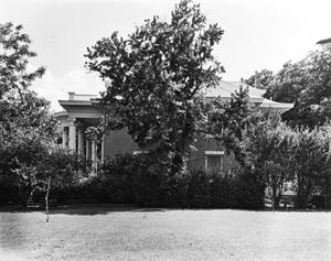 Primary view of object titled '[Rogers House, (North elevation)]'.