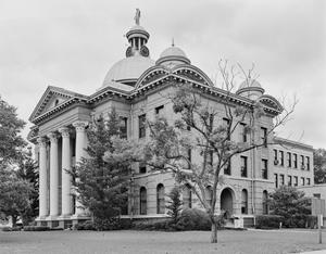 Primary view of object titled '[Fort Bend County Courthouse]'.