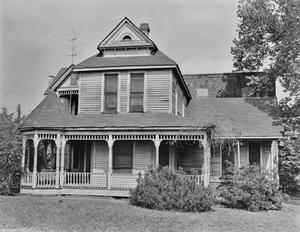 Primary view of object titled '[Crowall House, (South elevation)]'.