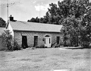 Primary view of object titled '[Thomas Ranch House]'.