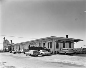 Primary view of object titled '[Southern Pacific Freight Depot]'.