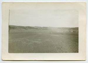 Primary view of object titled '[Photograph of a Small Farm Village]'.