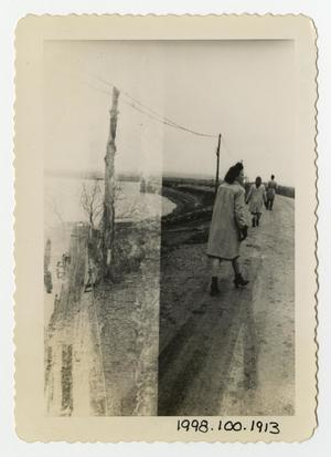 Primary view of object titled '[Photograph of Lake Abilene]'.