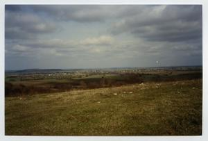 Primary view of object titled '[A View of Rohrbach in the Distance]'.