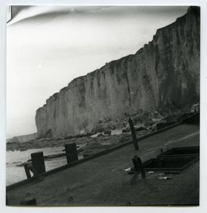 Primary view of object titled '[Photograph of High Cliff]'.