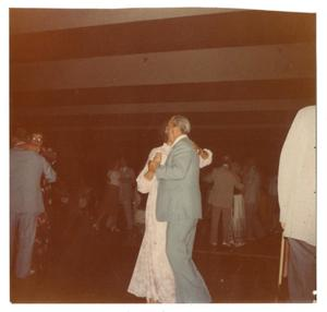 Primary view of object titled '[Photograph of the Waltz]'.