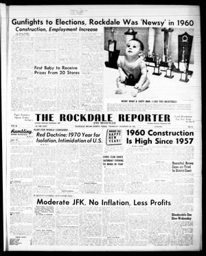 Primary view of object titled 'The Rockdale Reporter and Messenger (Rockdale, Tex.), Vol. 88, No. 51, Ed. 1 Thursday, December 29, 1960'.