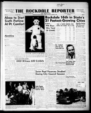 Primary view of object titled 'The Rockdale Reporter and Messenger (Rockdale, Tex.), Vol. 88, No. 09, Ed. 1 Thursday, March 10, 1960'.