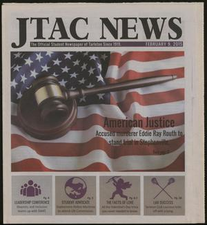 Primary view of object titled 'JTAC News (Stephenville, Tex.), Ed. 1 Monday, February 9, 2015'.