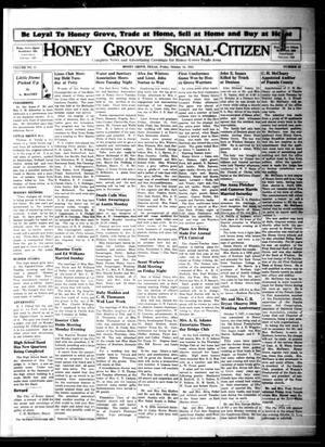 Honey Grove Signal-Citizen (Honey Grove, Tex.), Vol. 51, No. 39, Ed. 1 Friday, October 24, 1941
