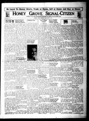 Honey Grove Signal-Citizen (Honey Grove, Tex.), Vol. 52, No. 26, Ed. 1 Friday, July 24, 1942