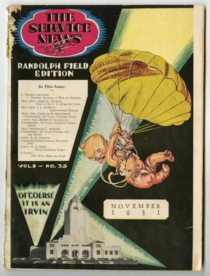 The Service News, Volume 8, Number 35, November 1931