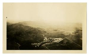 Primary view of object titled '[Photograph of Hamilton Field as Seen from the Air]'.