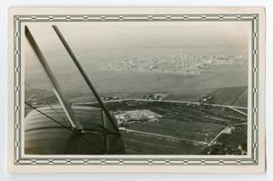 Primary view of object titled '[Aerial Photograph of Randolph Field]'.