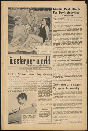 Primary view of object titled 'The Westerner World (Lubbock, Tex.), Vol. 32, No. 26, Ed. 1 Friday, May 6, 1966'.