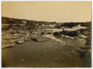 Primary view of object titled 'Marble Falls, Texas'.