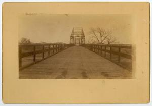 Primary view of object titled '[Colorado River Bridge]'.