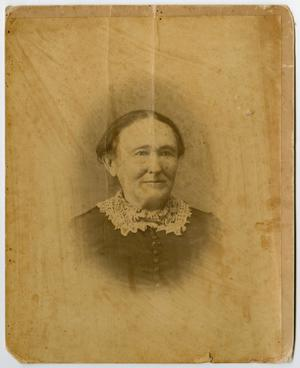 Primary view of object titled 'Aunt Sallie Carlton'.