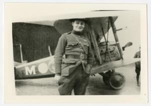 [Photograph of Pilot Henry Clay, Jr.]