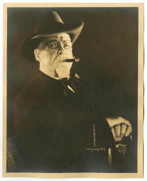 Primary view of object titled '[Portrait of Fred Caldwell]'.