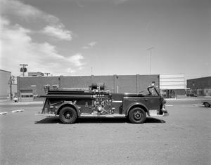 Primary view of object titled '[Hereford Fire Department 1967]'.