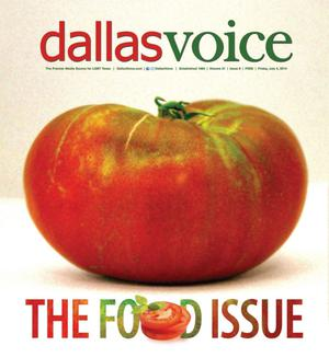Primary view of object titled 'Dallas Voice (Dallas, Tex.), Vol. 31, No. 8, Ed. 1 Friday, July 4, 2014'.
