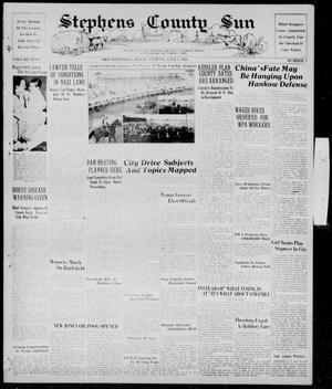Stephens County Sun (Breckenridge, Tex.), Vol. 9, No. 1, Ed. 1, Friday, July 1, 1938