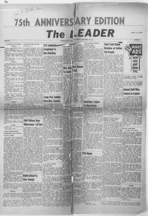 Primary view of object titled 'The Leader (Archer City, Tex.), Vol. 1, No. 17, Ed. 1 Friday, December 10, 1954'.
